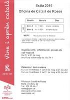 Dimarts 17 de maig s'obren les inscripcions dels cursos de català d'estiu