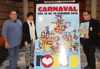 El Carnaval de Roses 2015 ja té imatge