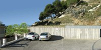 El Castell de la Trinitat comptarà amb un nou aparcament situat a peu d'entrada