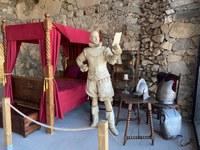 El Castell de la Trinitat incorpora tres nous conjunts escultòrics que mostren escenes dels segles XVI i XVII
