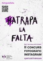 """El concurs a Instagram """"Atrapa la falta"""", conscienciar els joves sobre la importància de la llengua"""