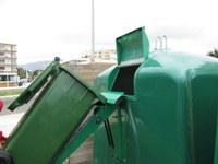 El Consell liura contenidors per a la recollida selectiva de vidre a establiments de Santa Margarida