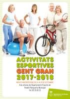 El dia 4 s'obren les inscripcions de les activitats esportives per a la gent gran