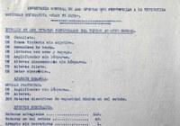 El document del mes de l'AMR revisa la història de l'associació Flor de Maig