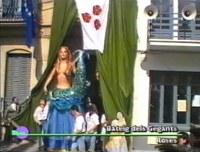 El Document del Mes parla del bateig dels gegants de Roses, que tingué lloc el 23 d'abril de 1995