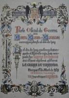 El document del mes rememora els 75 anys de l'entrada de les tropes franquistes a Roses