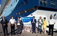 El port de Roses reprendrà el novembre l'activitat de creuers després de l'aturada per la pandèmia