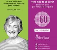 El projecte +60 programa tres tallers participatius per conèixer les necessitats dels majors de 60 anys de Roses