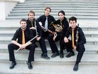 El Quintet Frontela ofereix una audició al Teatre Municipal de Roses