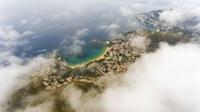 Els amants dels Drons i la fotografia aèria tornen a trobar-se a Roses