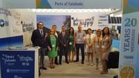 El port de Roses participa a la fira Seatrade Med