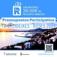 Els Pressupostos Participatius 2021 recullen 258 propostes ciutadanes