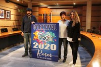 Es presenta el Cartell de Carnaval de Roses 2020