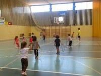 Esport i diversió adaptat als infants de 4 a 7 anys