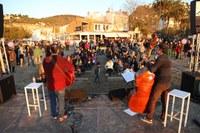 Èxit del Festivalet de Roses que emplena la població de visitants el cap de setmana