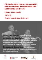 Festa de cloenda dels cursos de català i del programa Voluntariat per la llengua