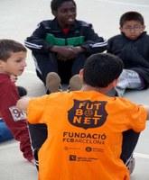 Fundació FC Barcelona i Ajuntament de Roses impulsen el projecte FutbolNet per educar en els valors de l'esport