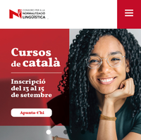 Ja es poden sol·licitar les proves de col·locació per als cursos de català del Consorci per a la Normalització Lingüística