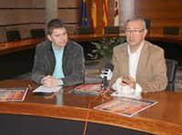 Joaquim Nadal, Carles Capdevila i Borja de Riquer, al cicle de conferències de Roses