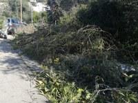 L'Ajuntament sanciona els abandonaments de residus a la via i espais públics