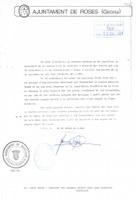 L'intent per fer Roses seu olímpica de les proves de vela dels JJOO de Barcelona 92, document del mes de l'AMR