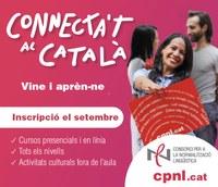 L'Oficina de Català de Roses t'ho posa fàcil: al setembre, engega motors i connecta't al català!