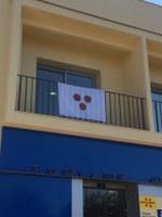 L'Oficina de Turisme posa a la venda banderes de Roses