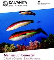 """La Càtedra Oceans i Salut Humana de Roses presenta l'exposició """"Mar, Salut i Benestar"""" a Ca l'Anita"""