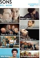 La Ciutadella acollirà la totalitat de concerts de la tretzena edició del Festival Sons del Món