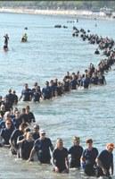 La marxa aquàtica europea tria Roses per a la celebració d'un Open Internacional i assolir un nou rècord mundial