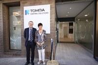 La multinacional TOMRA Sorting Recycling gestiona els seus serveis destinats al mercat espanyol i portuguès des de Roses