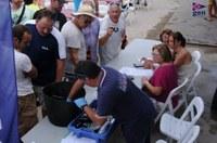 La pesca recapta 1.200€ per a Roses contra el Càncer