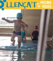 La Piscina de Roses ofereix cursos de natació en grups reduïts durant l'estiu