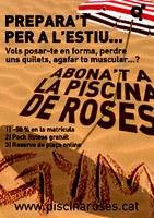 La Piscina de Roses ofereix la campanya promocional 'Prepara't per a l'estiu'