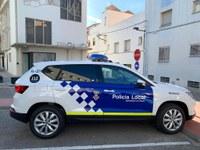 La Policia Local de Roses incorpora un nou vehicle al servei