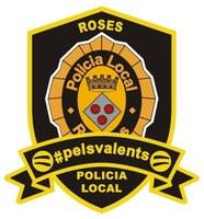 """La Policia Local de Roses recapta 1.500 € amb la campanya """"Escuts Solidaris"""" contra el càncer infantil"""