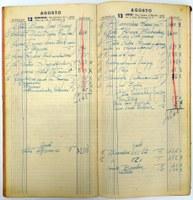 Les carreres d'un taxista de Roses, Document del Mes de l'Arxiu Municipal