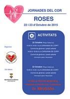 Les Jornades del Cor ofereixen a Roses controls de pressió arterial i glicèmia i una xerrada del doctor Brugada