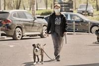Les mascaretes, d'ús obligatori als espais públics a partir de demà, dijous 21 de maig