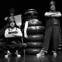 """L'espectacle """"Volta de Roda"""", obre la programació de teatre infantil a Roses"""