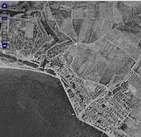 L'Institut  Geogràfic i Cartogràfic presenta un mapa interactiu on pots veure l'evolució de Roses des del 1946 fins a l'actualitat
