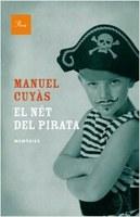 """Manuel Cuyás presenta a la Biblioteca de Roses el llibre de memòries """"El nét del pirata"""""""