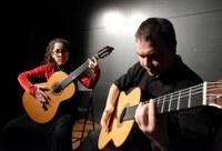 Maria Ribera i Jordi Sàbat porten el seu duo de guitarres diumenge al Teatre Municipal pel cicle Tarda de Clàssic