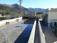 Millora del sanejament de les aigües residuals a Roses