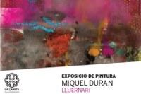Miquel Duran obre una finestra a noves maneres de veure el món amb la seva mostra «Lluernari»