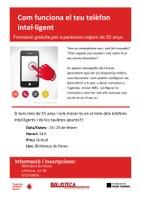 Monogràfic sobre l'ús de tauletes i smartphones per a majors de 55 anys