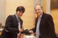 Montse Mindan s'incorpora com a consellera al Patronat de Turisme Costa Brava Girona