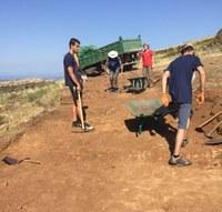 Nova campanya d'excavacions al Castrum Visigòtic de Roses