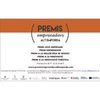 Obert el termini de presentació de candidatures per optar als Premis Emprenedors de l'Alt Empordà 2021