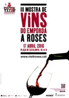 Per tercer any consecutiu, Roses acull la Mostra de Vins DO Empordà